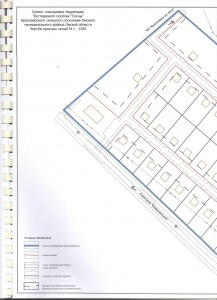 Проект планировки схемы 005